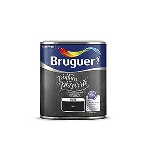 BRUGUER Negro Esmalte Acrylic PIZARRAS 750 ML