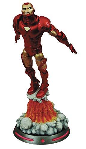 DC Direct- Marvel Iron Man Figurine, 699788108253, 18 cm