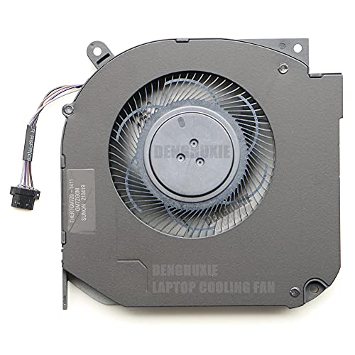 DENGHUXIE Ventilador para CPU MG75090V1-1C100-S9A THER7GM7Z0-1411 GM7ZG0M MECHREVO Z3 Pro