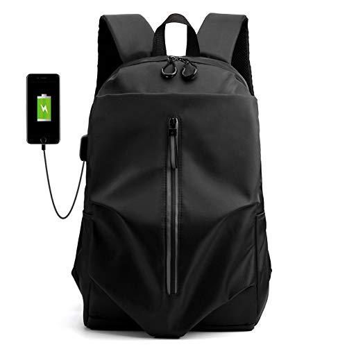 BSTLY Mochila, Portátil Mochila Trekking, Laptop Daypack, Durable Impermeable, para Escalada, Viajes, Actividades al Aire Libre Daypacks