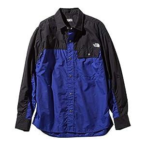 [ザノースフェイス] シャツ ロングスリーブヌプシシャツ NR11961 アズテックブルー L