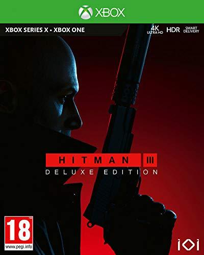 Hitman 3 Deluxe Edition (Xbox Series X)