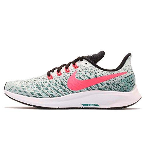 colegio Bosque definido  Nike Running Shoe Air Zoom Pegasus 35 - Barely Grey/Hot Punch Kids |  AH3482-004 | FOOTY.COM