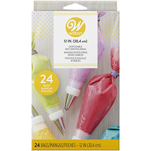 Wilton 12-Inch Disposable Decorating Bags