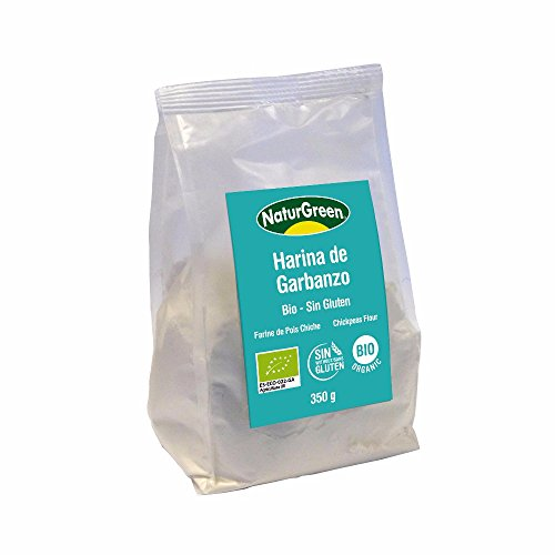 NaturGreen Harina de Garbanzo Bio 350g