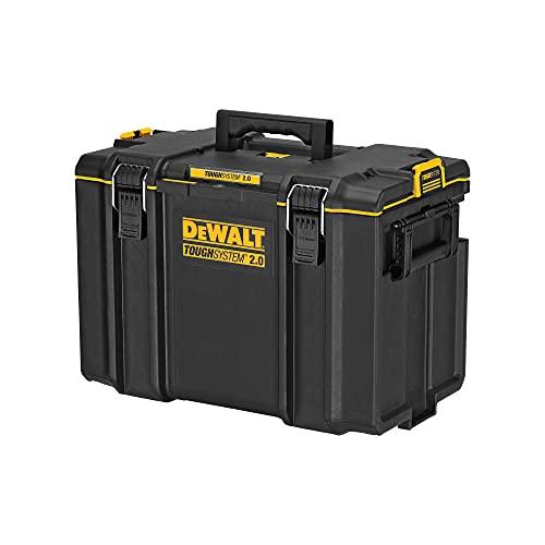 DEWALT DWST08400 TOUGHSYSTEM 2.0 EXTRA LARGE TOOLBOX