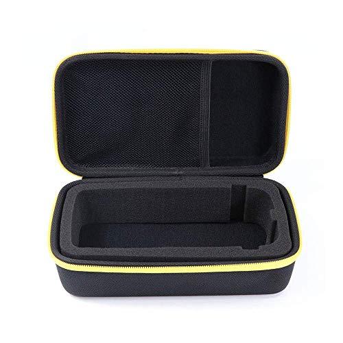 KANJJ-YU Eva Digital Llevar Viaje Funda Bolsa Bolsa Bolsa Funda Para 117/115/116/114/113/88V/F15B+/F17B+/F18B+ Y Más Multímetro Digital