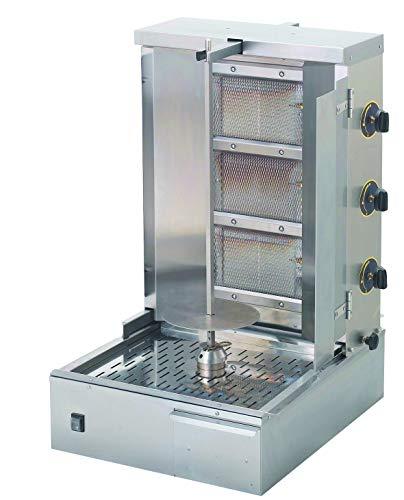 Grill Gyros Gas 10.5kW - mt245002