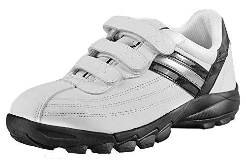 DDTX Sicherheitsschuhe Arbeitsschuhe Herren Unisex SB Stahlkappe Sportlich Industrie Leicht Weiß Gr.48