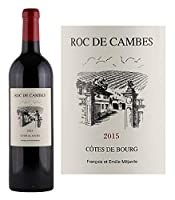 【ロック・ド・カンブ 2015】 ファースト パーカーポイント92 赤ワイン 750ml フランス ボルドー地方 直輸入