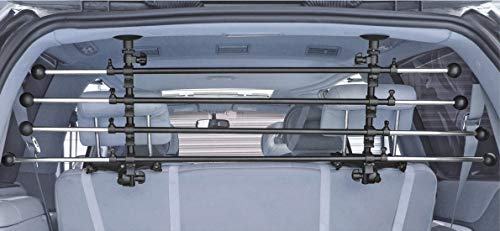 Streetwize SWDG3 Universales Deluxe-Hundegitter