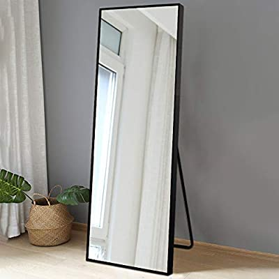 BOLEN Dressing Mirror Full Length Mirror Standing Hanging or Leaning Against Wall Mirror