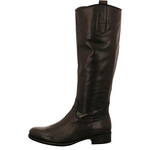 Gabor Shoes Damen Fashion Stiefel, Schwarz (27 Schwarz), 39 EU