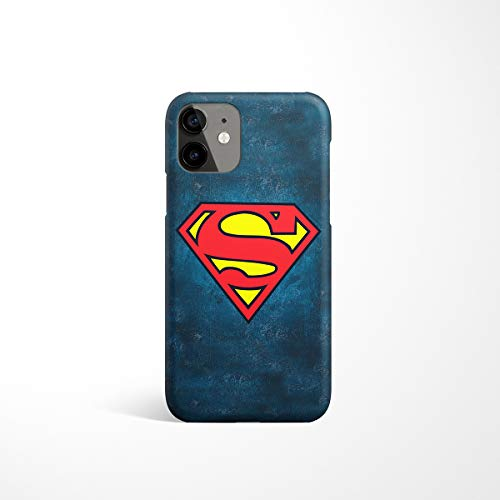 Case for iPhone 11 Superman Protective Cover for iPhone 11 6.1 Inch