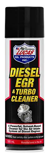 Lucas Oil 41019 Diesel EGR & Turbo Cleaner-500ml