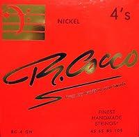 R.Cocco ニッケル RC-4GN (45-105) リチャードコッコ ベース弦【国内正規品】