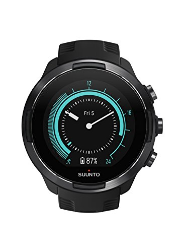 Suunto 9, GPS Sports Watch with Long Battery Life and...