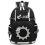 Anime The Seven Deadly Sins Cosplay Luminous Bookbag Backpack School Bag