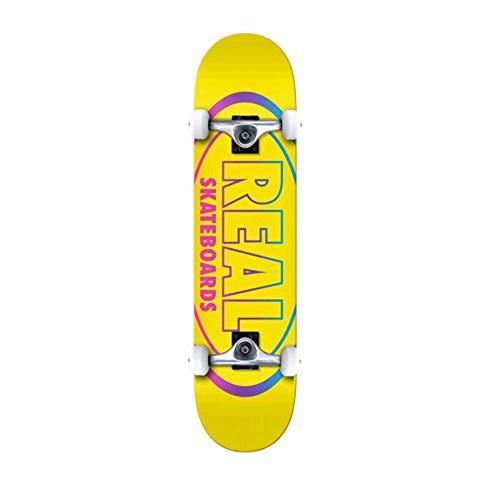 Real Skateboards, komplett, 8.25 x 32.2 Team Oval Gleams XL