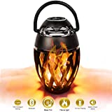 Aimiya LED Flame Speaker Lamp, Torch Atmosphere Bluetooth Speakers with Stereo...