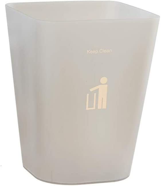 Choice XDYNJYNL Shatter-Resistant Nordic Style No Trash Can Cover Livin Clearance SALE! Limited time!