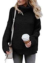 Item Type:fall sweater/fall tops/turtleneck sweater/winter sweater/winter tops/high neck sweater/women sweater/cowl neck sweater/comfy sweater/cozy sweater/cable knit sweater/ladies pullover/cute sweater/chunky sweater/lightweight sweater Thick cozy ...