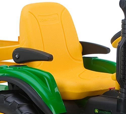 Peg Perego John Deere Tractor Kids Car