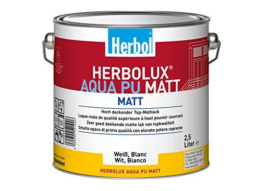Herbol Herbolux Aqua PU Matt 2,500 L