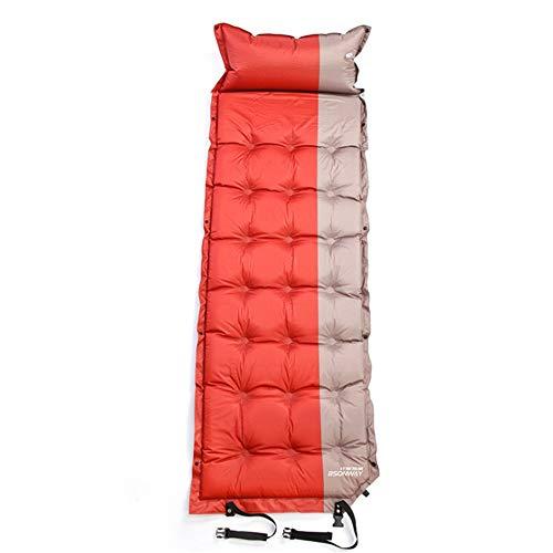Song6 Strandzelt Mit anhängendem Kissen selbstaufblasende Faltbare kompakte einzelt schaumstoffmatte leichte luftmatratze aufblasbare wasserdichte Camping spleißen Schlafsack Camping Zelt