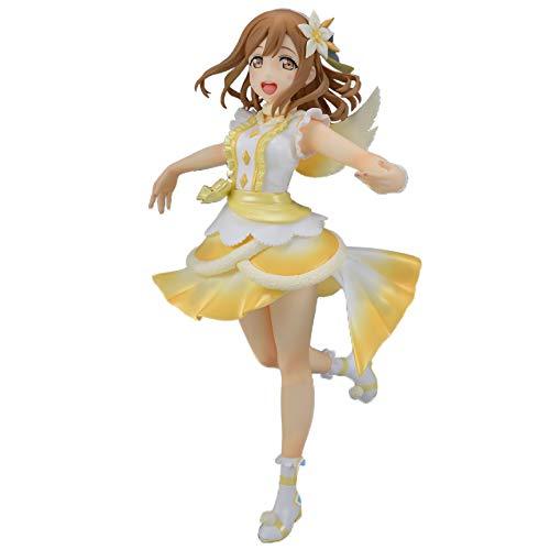 Sega Love Live! Sunshine!! The School Idol Movie Over the Rainbow SPM Super Premium Figurine Hanamaru Kunikida, 21,8 cm
