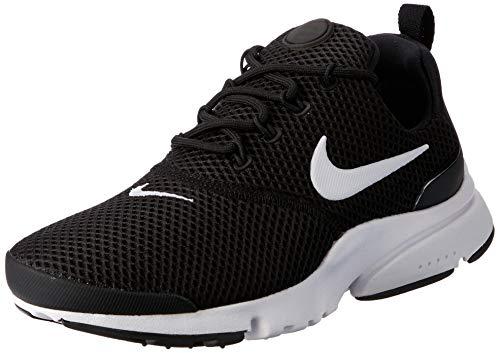 Nike Wmns Presto Fly, Zapatillas de Running, Blanco (Black/White/White/Black 006), 35.5 EU