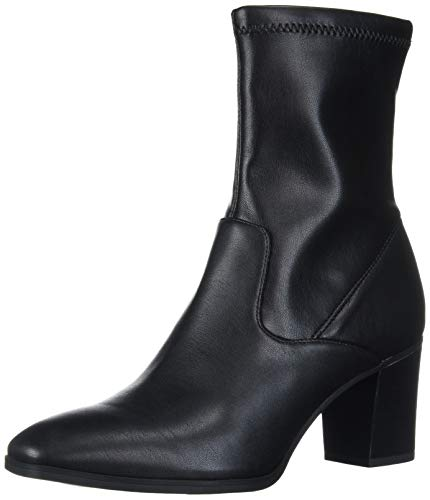 Franco Sarto Women's Indigo Mid Calf Boot, Black, 6.5 M US