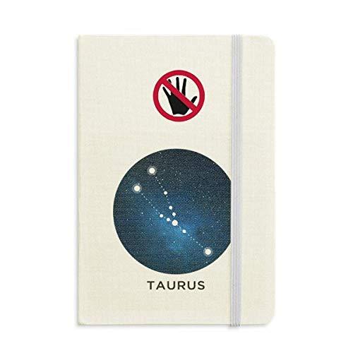 Taurus Sternbild Sternzeichen Geheimes Notizbuch Classic Journal Tagebuch A5