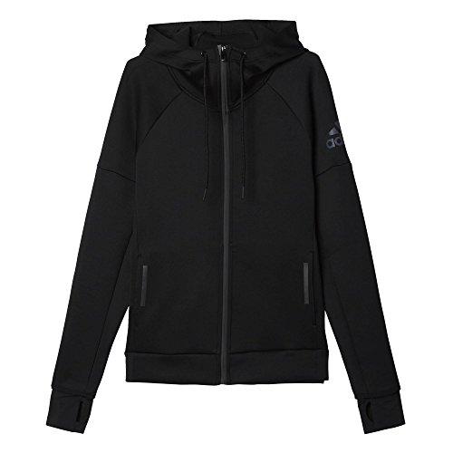 adidas Daybreaker Hood - Sudadera para Mujer, Color Negro, Talla 2XSL