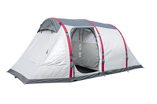 Pavillo Unisex's BW68078 Bestway Sierra Ridge Air Pro 4 Man Inflatable Camping Tent