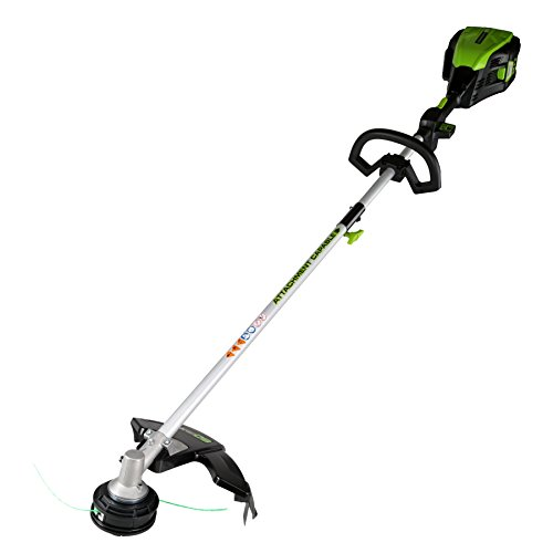 Review Of Greenworks PRO 16-Inch 80V Cordless String Trimmer (Attachment Capable), Battery Not Inclu...