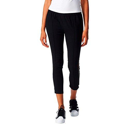 adidas Damen Cigarette Pants Hose, Schwarz (Negro), 32