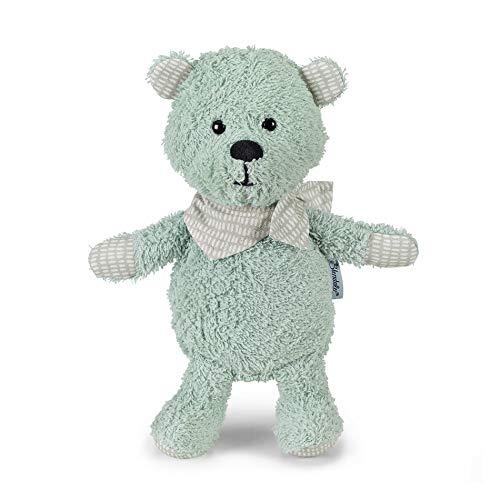 Sterntaler 3001872 Spieltier Baylee Green, Alter: Für Babys ab der Geburt, 21 cm, Grün