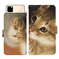 iPhone 12 mini スライド式 手帳型 スマホケース スマホカバー dslide365(A) 猫 ねこ ネコ キャット アイフォントゥエルブミニ アイフォン12ミニ iphone12mini スマートフォン スマートホン 携帯 ケース アイフォントゥエルブミニ アイフォン12ミニ iphone12mini 手帳 ダイアリー フリップ スマフォ カバー