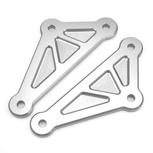 Felicey perfekt anwendbar CNC-Aluminium-Motorrad-Einstellbarer Suspensionsverknüpfung Drop Link Senkung Kit für KA.WA.SA.KI Z1000 2010 2011 2012 2013 2013 2014 2015 Stylistisches Aussehen