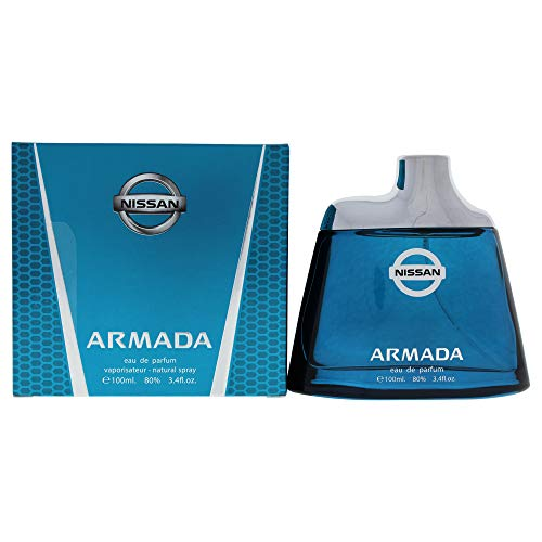 Nissan Armada by Nissan Eau De Parfum Spray 3.4 oz / 100 ml (Men)