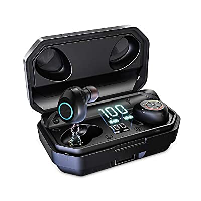 Bluetooth5.0 Earphones AptX Stereo Deep Bass 150H Playtime