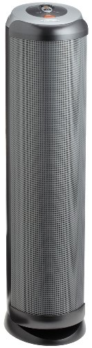 Bionaire BAP1700-U PERMAtech Tower Air Purifier with Timer and Air-Quality Sensor