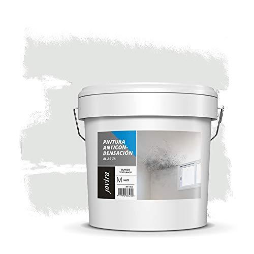 ANTICONDENSACION Antihumedad antimoho exterior-interior. Soluciona problemas de condensación por humedad ambiental (4 L, PERLA)