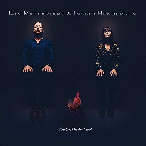 Iain MacFarlane and Ingrid Henderson