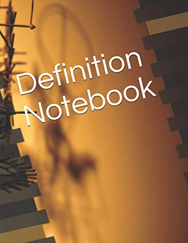 Definition Notebook
