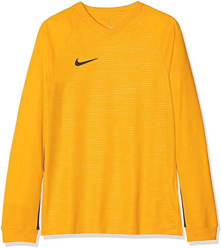 NIKE Dry Tiempo Premier JSY LS Camiseta Fútbol, Hombre, Amarillo University Gold...