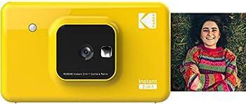 Kodak All-New Mini Shot 2 Bluetooth Instant Camera & Printer