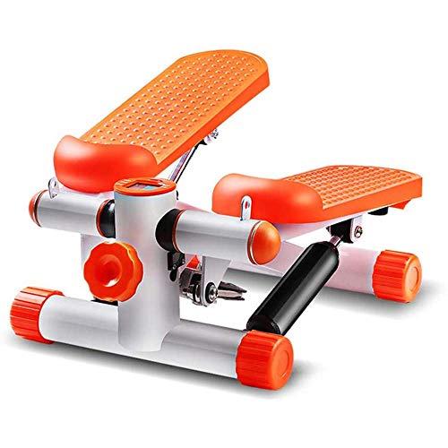 Yongqin Stepper Mini-Mini Hidráulico, Fitness con Cuerda De Entrenamiento para Ejercitar Piernas, Brazos, Cintura Y Caderas, Carga Máxima 150Kg