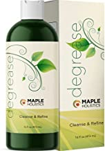Oily Hair Shampoo for Greasy Hair - Clarifying Shampoo for Oily Hair and Dry Scalp Cleanser for Build Up - Deep Cleansing Shampoo for Oily Scalp Toner with Purifying Essential Oils for Hair Care